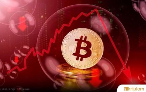 """Ünlü Ticaret Gurusundan Bitcoin (BTC) Fiyat Çöküşü İtirafı: """"Geldiğini Görmedim"""""""
