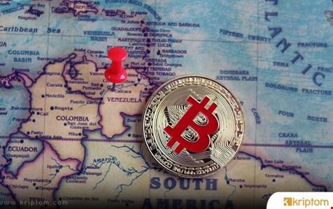 Valiu'nun Bitcoin Destekli Doları Venezuela'dan Başlayarak Havale İşlemleri Yapıyor