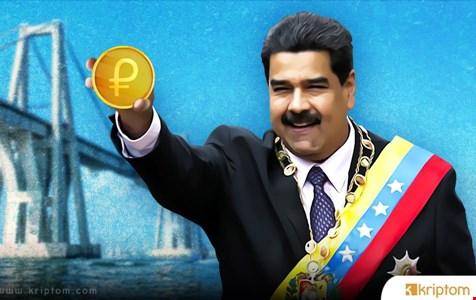 Venezuela Başkanı Maduro: Havayolları Yakıt Ödemelerini Petro İle Yapmalı