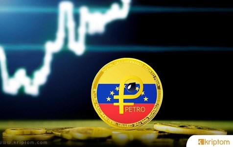 Venezuela, Devlet Destekli Kripto Para Petro Karşılığında Benzin Sattığını Açıkladı