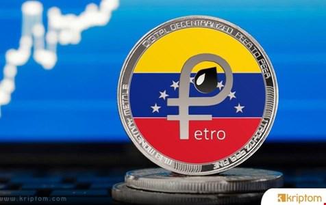 Venezuela'da Kripto Para Petro Benimsenmesi Artıyor