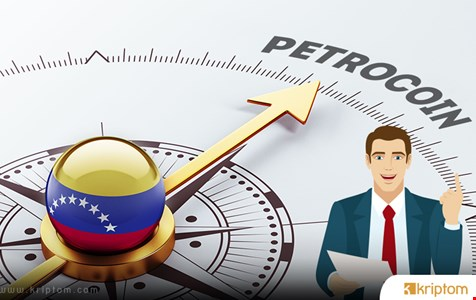 Venezuella'nın PETRO'su ön satışa başladı