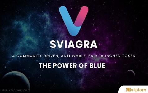 VIAGRA Token nedir?: Erkek Sağlığı Hayır Kurumuna Bağış Yapan Toplum Odaklı NFT Pazarı
