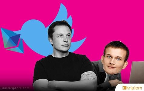 Vitalik Buterin ve Elon Musk Bitcoin Destekçisi Twitter CEO'sunun Görevden Alınmasına Karşı Çıkıyor