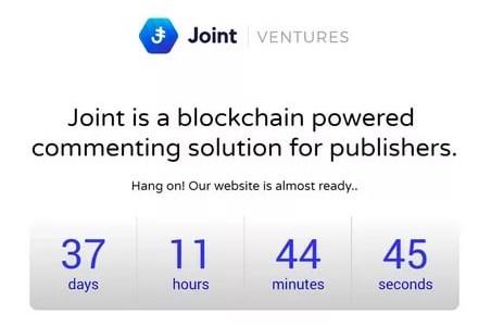 Web yayıncılar için yerli bir blok zinciri girişimi: Joint
