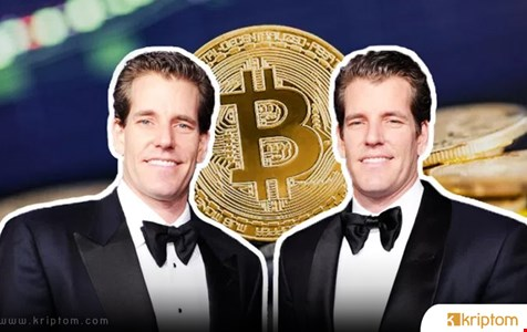 Winklevoss ikizleri Bitcoin'in %1'ine sahipler.