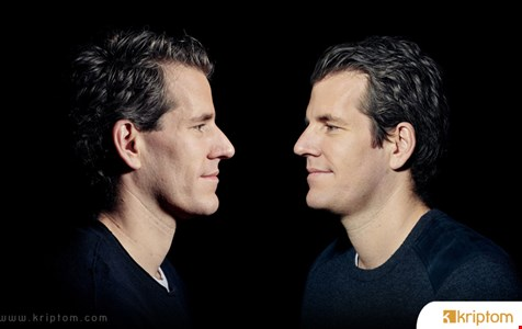 Winklevoss ikizleri dünyanın ilk Bitcoin milyarderleri!