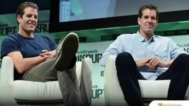 Winklevoss ikizleri JPMorgan CEO'suna açığa satış yapması için meydan okudu!