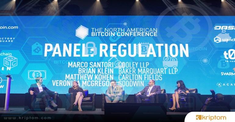 Yaklaşık 4.000 katılımcı Kuzey Amerika Bitcoin Konferansı'na katıldı