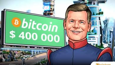 Yatırım Uzmanı Mark Yusko; Bitcoin 400.000$