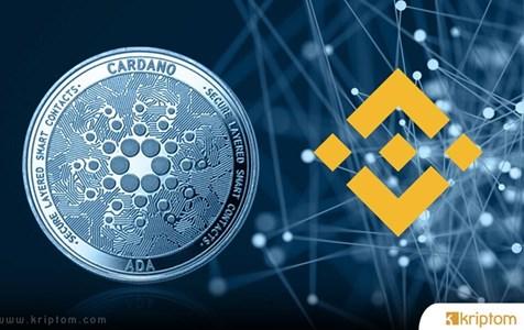 Yatırımcıların Dikkatine! Dev Bitcoin Borsası Binance Cardano İle İlgili Bu Adımı Atıyor