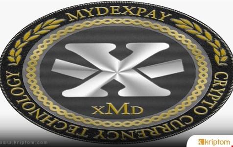 Yatırımcıların Gözdesi Mydexpay Xmd Projesi Şimdi Bitrota'da