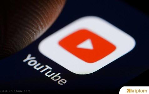 YouTube'dan Misilleme: Ripple Yöneticisinin Hesabı Askıya Alındı