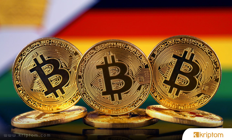 Zimbabve Quot Bitcoin Yasadışı Quot Kriptom
