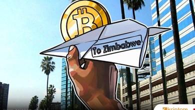 Zimbabve'de Bitcoin: 12.000$