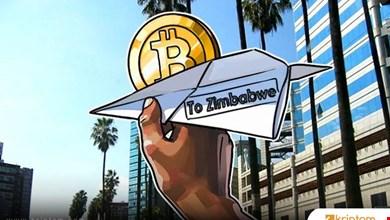 Zimbabve'de Bitcoin fiyatları ikiye katlandı